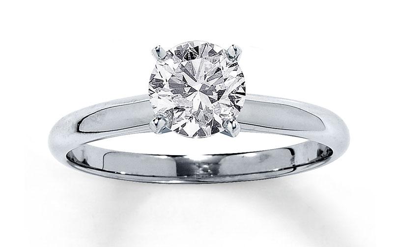 solitaire diamond in India